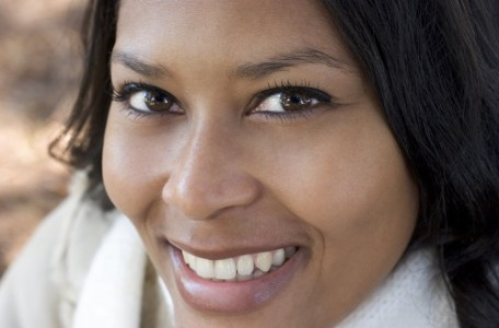African-American-Woman-Smiling